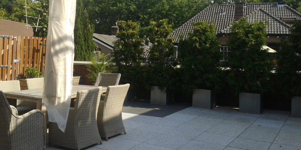 Dakterras Four Seasons Hoveniers
